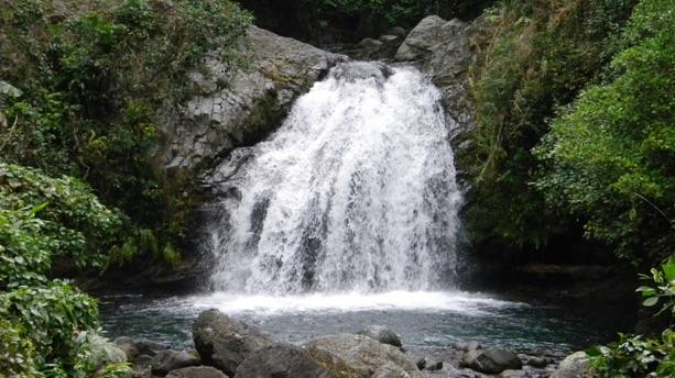 Fishdone Waterfalls
