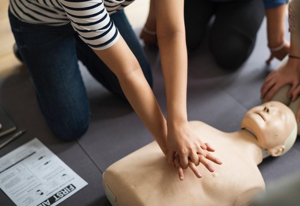 First Aid Teacher Jamaica